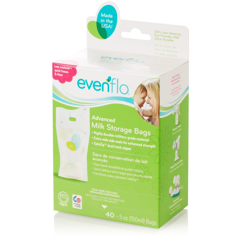 Evenflo Milk Storage Bags (50 Ct.)